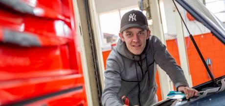 Andreas' droom gaat in vervulling met zijn Garagebedrijf Rhenen