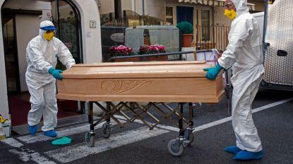 Alweer recordaantal doden in Italië, 30 nieuwe doden in ons land