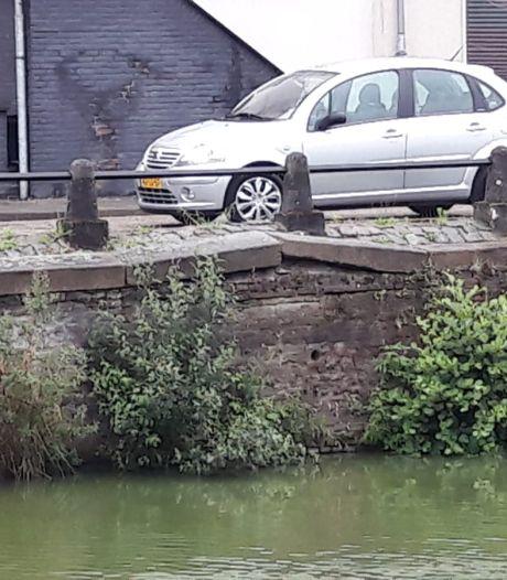 'Geen instortingsgevaar', wel nader onderzoek kademuur Bergen op Zoom