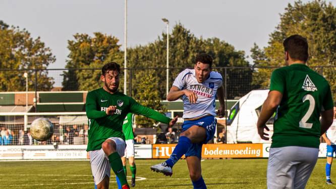 Urk voorkomt eerste nederlaag, met dank aan het chocoladebeen van Pieter Brands