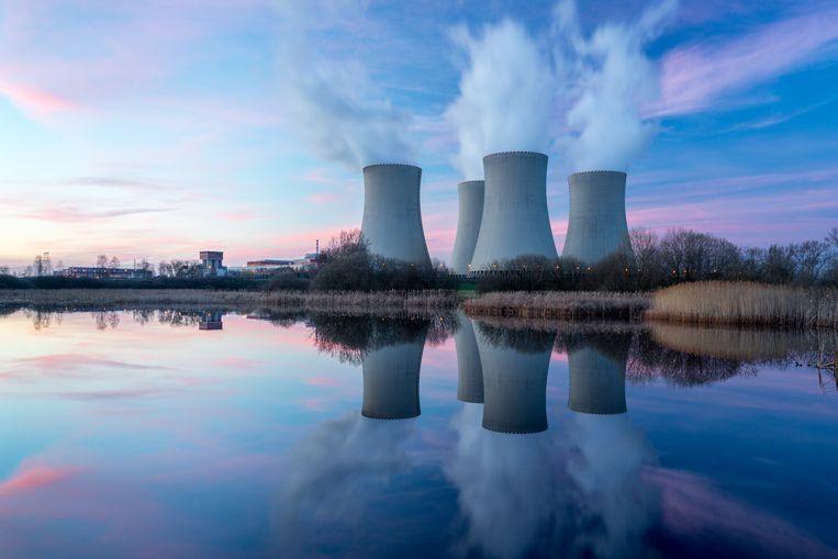 Een kerncentrale in Tsjechië. Beeld Getty Images
