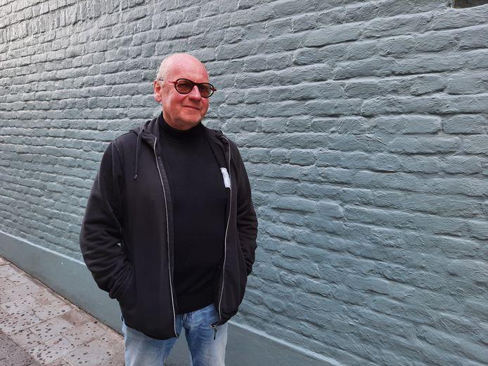 Rudy Baguet organiseert deze zomer de Pleinconcerten in Ronse.