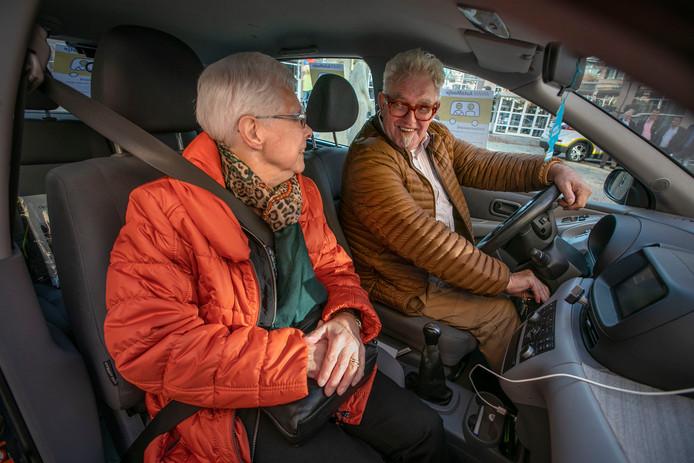 Ook in Valkenswaard loopt het project Automaatje.