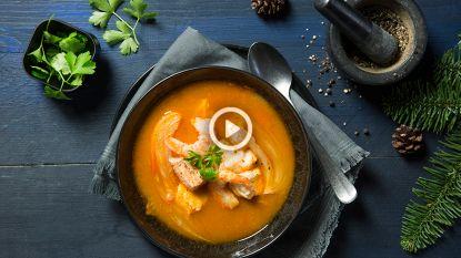 Ken je deze lifehack al om je royale vissoep nóg smaakvoller te maken?