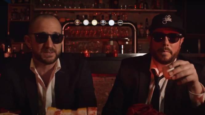 """""""'Laat Ou Gaan', de ideale soundtrack voor deze tijden"""": hiphopduo iRRi & Hugo brengt nieuwe videoclip uit"""