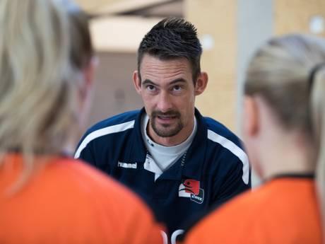 Trainer Hoogeveen blijft jaar langer bij eredivisionist Kwiek