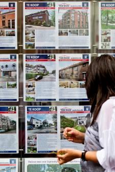 Kadaster: Nog nooit stegen huizenprijzen zo hard als in derde kwartaal
