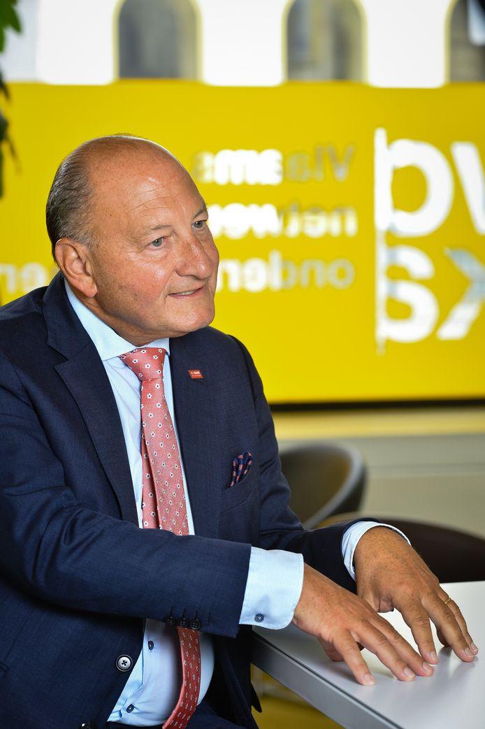 Voka-voorzitter Wouter De Geest.