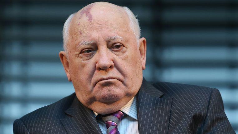 Oud-sovjetleider Michaël Gorbatsjov: