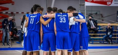 Basketballers Yoast United als ongeslagen 'kampioen Elite B' seizoensfinale in
