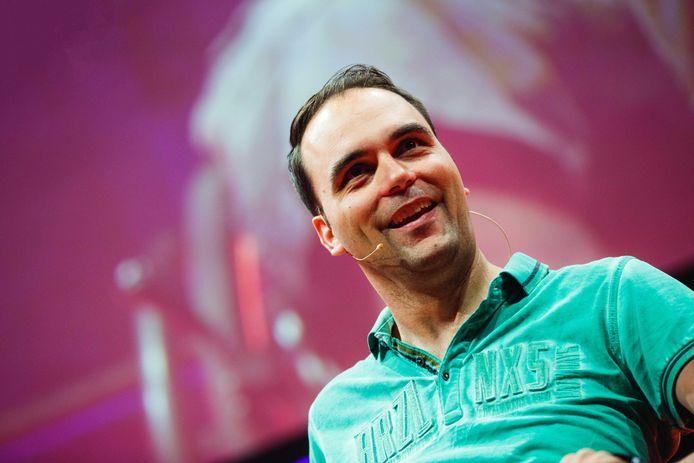Jaap Bressers is een inspirerende spreker en motiveert anderen om uitdagingen om te zetten in positiviteit.