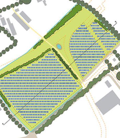 Oss stemt in met groot zonnepark tussen Vorstengrafdonk en Naaldhof