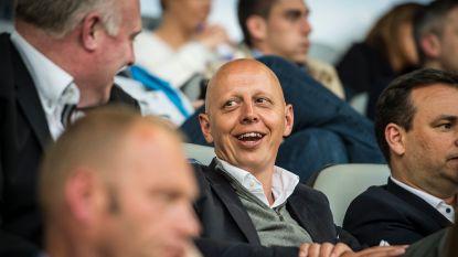 Speurders voetbalschandaal ondervragen vandaag Steven Martens, ex-CEO van KBVB