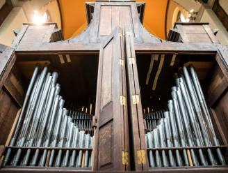 Beschermde Delhaye-orgel in Sint-Jan-De-Doperkerk is volledig hersteld