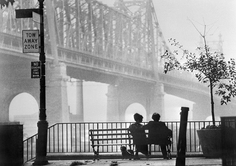 Manhattan van Woody Allen. Beeld ANP