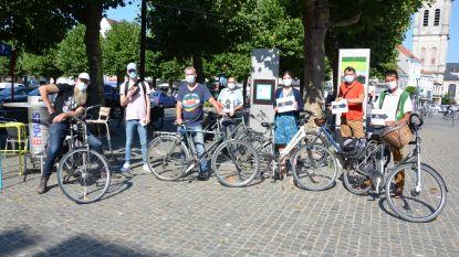 """Veloqueeste neemt fietsers mee op safari in eigen streek: """"Ontdek 15 toekomstdromen voor Lokeren"""""""