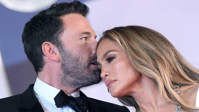 """""""En admiration totale"""": la belle déclaration d'amour de Ben Affleck à Jennifer Lopez"""