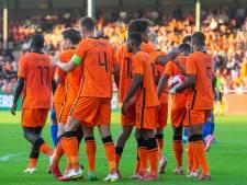 Jong Oranje simpel langs Moldavië bij start EK-kwalificatie