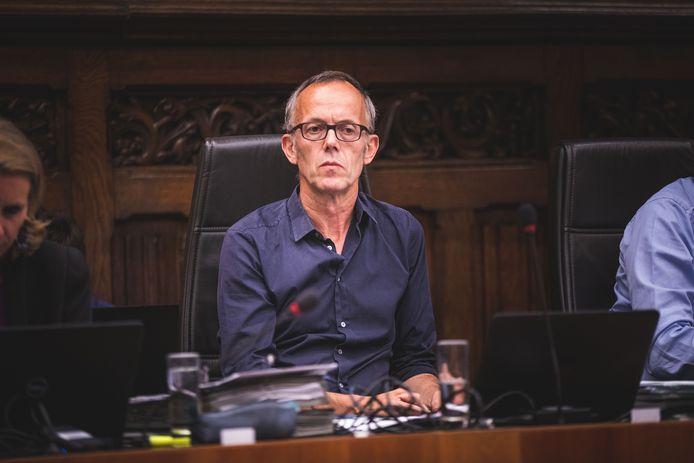 Filip Watteeuw is momenteel plaatsvervangend burgemeester van Gent.