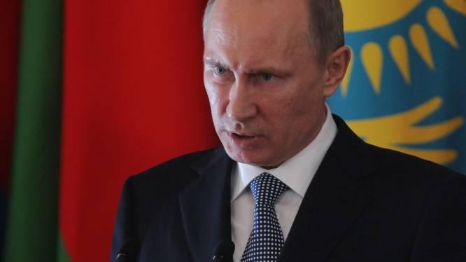 Poetin gastheer op Noordpoolforum