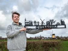 De skylines van dorpen in de regio zijn een gat in de markt voor Jurgen