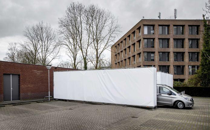 In Brabant was er tijdens de eerste golf al extra koelcapaciteit nodig. Foto ter illustratie.