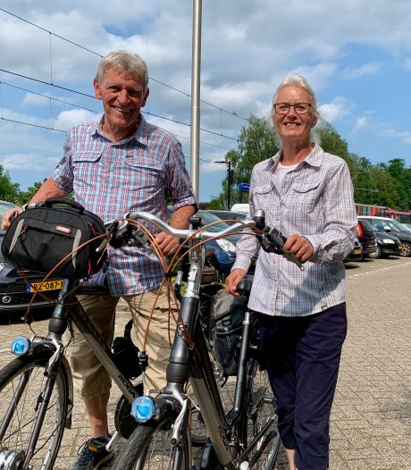 De levensweg van Geert (72) en Annemieke (67) ging letterlijk van oost naar west