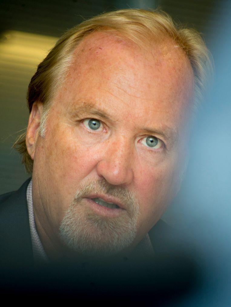 Telenet-topman reageert ontevreden op nieuwe concurrentie en extra eisen. Beeld belga