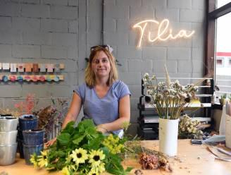 Duurzaam bloemenatelier van Louise (26) zamelt geld in voor slachtoffers van noodweer