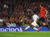 Sterling scoort fraai voor Engeland in Spanje