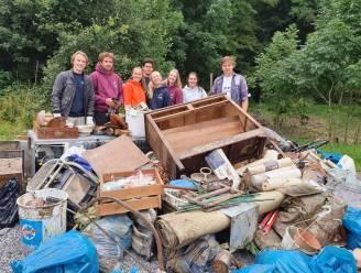 Chiro Keerbergen steekt handen uit de mouwen bij slachtoffers noodweer in Wallonië