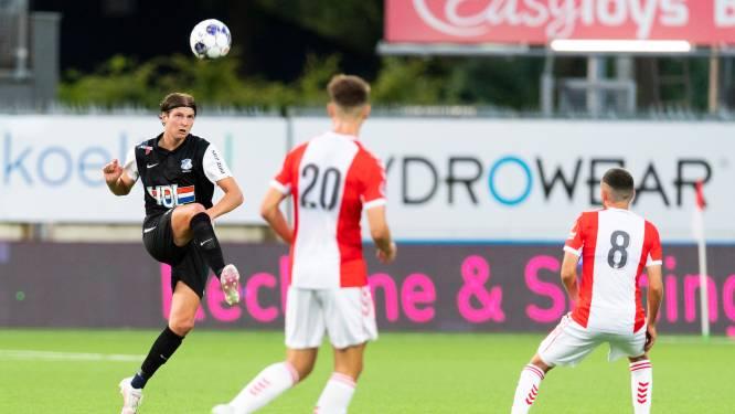Van een roze wolk geen sprake bij verrassend gestart FC Eindhoven: 'Nog een hoop verbeterpunten'