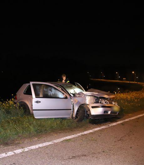 Drie gewonden bij ongeval in Opheusden