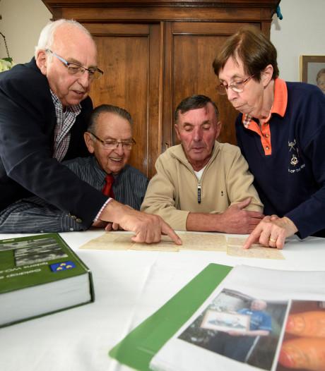Afscheidsbrieven gefusilleerde broers terug bij familie in Heeze
