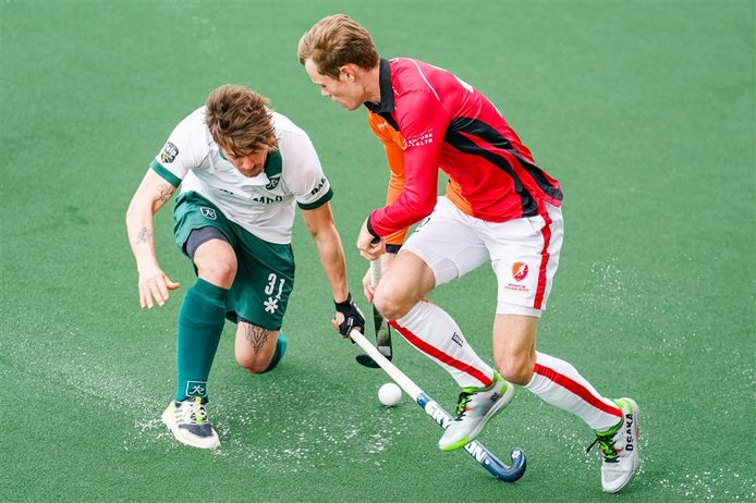 Oranje-Rood verloor na een 1-3 voorsprong alsnog.