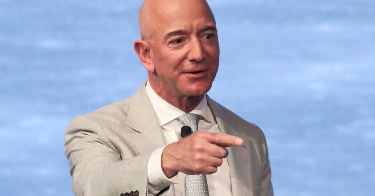 Zó gigantisch is het fortuin van Amazon-topman Jeff Bezos - AD.nl