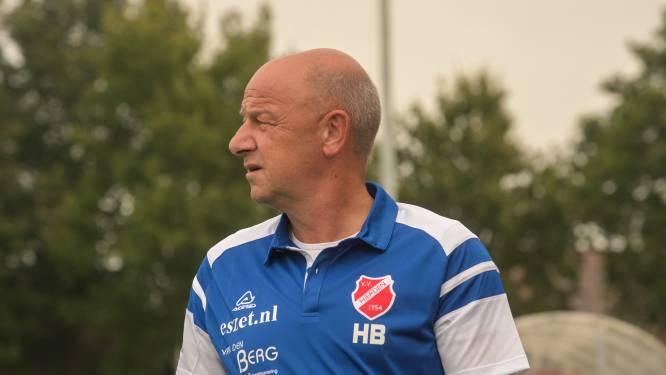 Trainer Henri Brink ziet het niet meer zitten en stapt per direct op bij Hierden