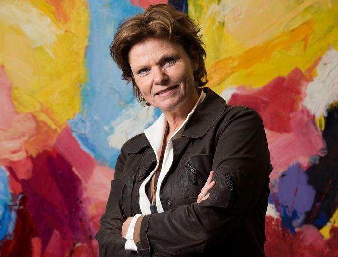 Petra van Hartskamp, burgemeester van Montfoort wil nog eens zes jaar door.