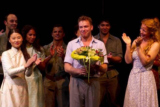 Jamai in de musical Miss Saigon.