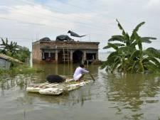 Près de 1.500 morts dans les inondations en Asie du Sud