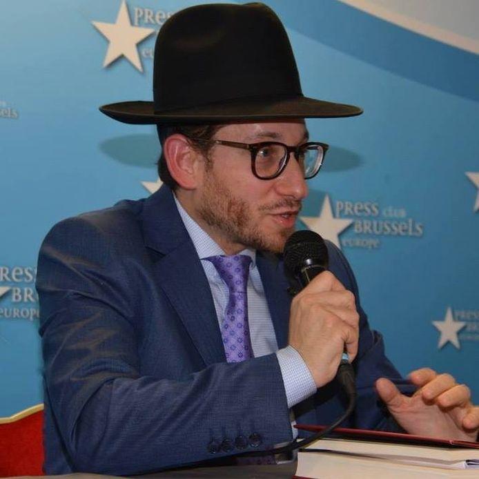 Rabbijn Moishe Friedman