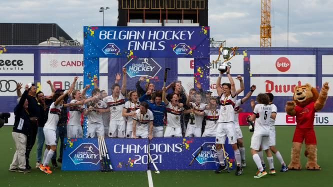 Dragons viert twaalfde landstitel na zege tegen Waterloo Ducks in finale