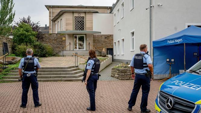 'Verijdelde aanslag' op synagoge Ruhrgebied: verdachte (16) bekent contact met bommenmaker