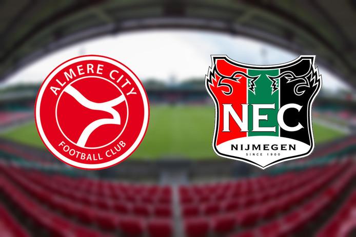 Almere City FC - NEC