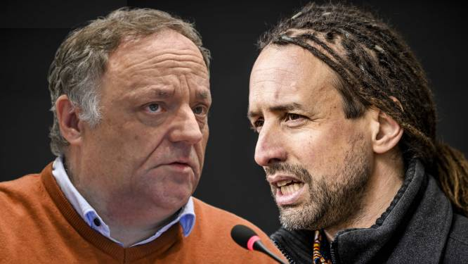 """Ondergedoken Marc Van Ranst haalt uit naar Nederlandse coronascepticus: """"Willem, je bent een mafkees"""""""