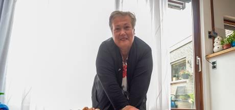 Carla Sperling: 'Met je EHBO op zak maak je heel wat mee'