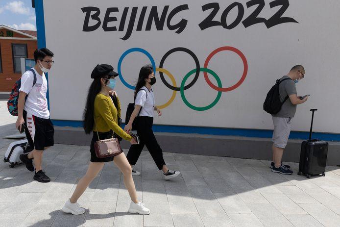 China maakt zich al op voor de volgende Olympische Spelen, over zes maanden.