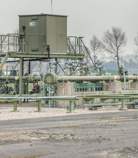 Versneld leegzuigen gasveldjes: boze reacties politiek Overijssel