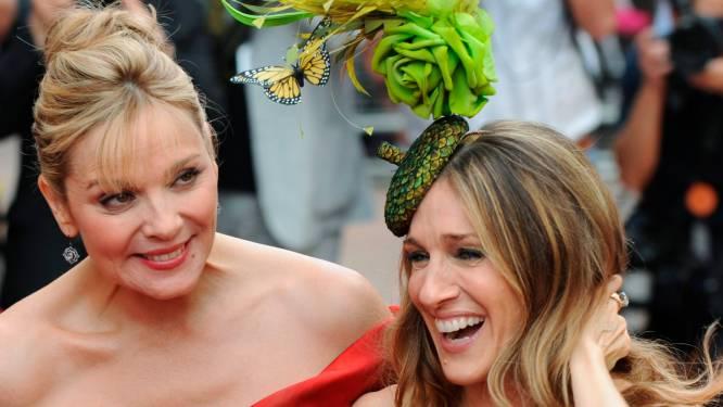 """SATC-fans opgelet: Samantha en Carrie openlijk in de clinch: """"Stop met dat hypocriet gedoe"""""""