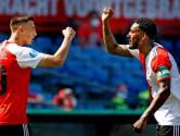 Geblesseerden Fer, Bijlow en Bozeník reizen 'voor morele steun' met Feyenoord naar Moskou